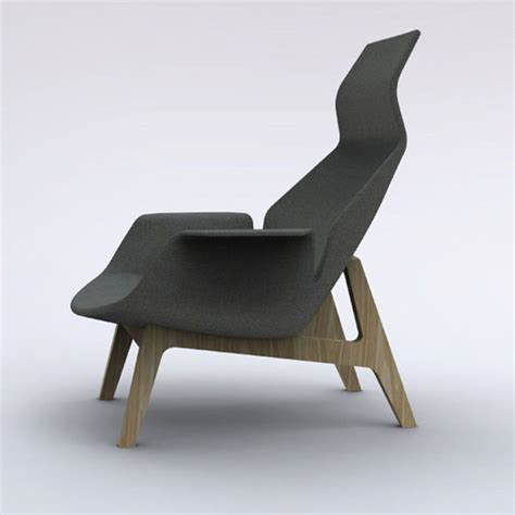 modern lounge furniture ventura lounge by jean massaud chairblog eu