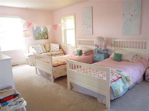 twin bedroom ideas a shabby chic bedroom for twin girls ava s shabby chic