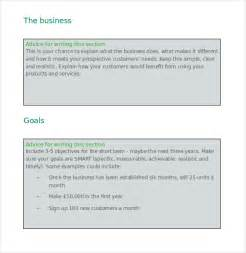 Business Word Template Business Plan Templates 33 Examples In Word Free