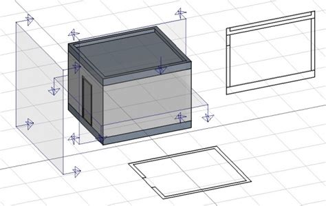 arch section arch plano de secci 243 n freecad documentation