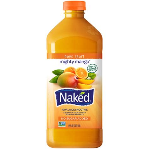 Mighty Mango Mighty Coke juice mighty mango juice smoothie 64 fl oz walmart