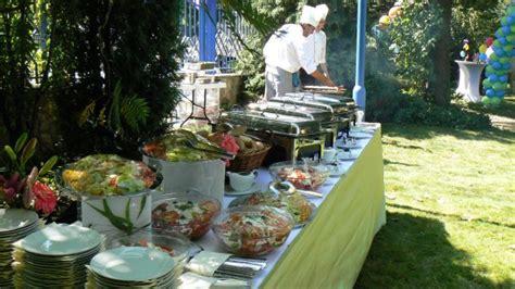 Garden Of Catering Garden At Curtis Bulgaria Balkan Luxe Catering