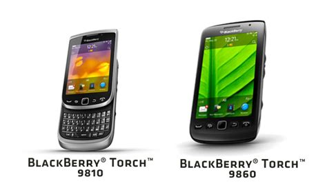 Hp Bb Torch Di Malaysia blackberry torch 9860 and 9810 smartphones launched in malaysia