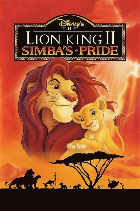 film the lion king 1 day 28 favorite sequel lion king 2 simba s pride