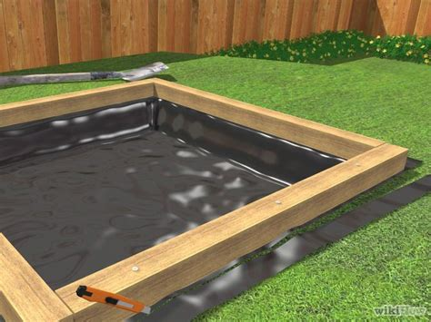 build a sandpit in your backyard best 25 sandbox ideas on pinterest kids sandbox