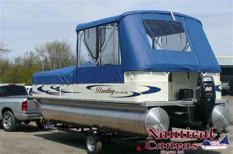 used pontoon boats kingston nautical canvas kingston view our portfolio of custom