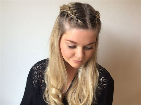 Wedding Hair Up With Plaits by Up Hair Styles With Plaits Best 25 Braided Hairstyles