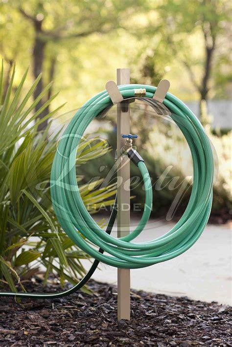 liberty garden hose stands images  pinterest