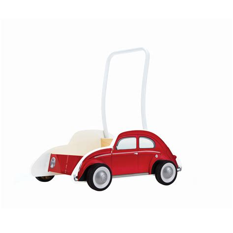 beetle walker red  hape toys