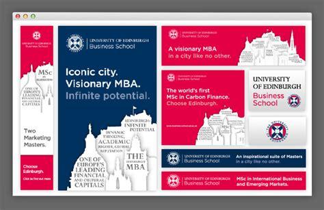 Mba Edinburgh Part Time by Of Edinburgh Business School On Behance