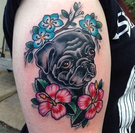 pug tattoo pug tattoo pinterest tatuering
