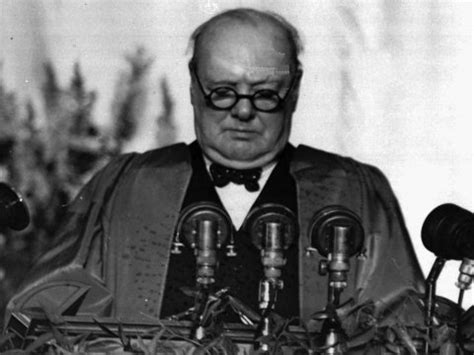 churchill iron curtain speech how a speech at a tiny college in missouri changed the