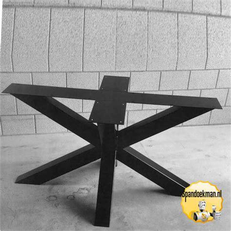 ronde salontafel met ijzeren onderstel ijzeren onderstel ronde tafel werkspot