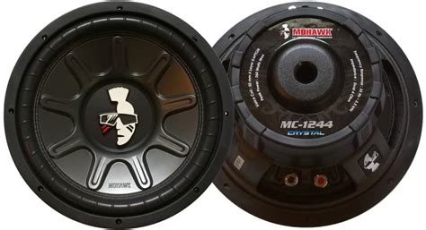 Speaker Subwoofer Mohawk new mohawk audio for sale
