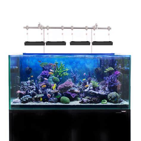 Lu Led Aquarium Bandung aquarium lighting led bracket kit 1200mm for ecotech radion ebay