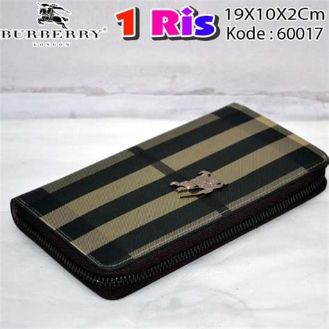 Dompet Lv 60017 1 Resleting dompet burberry 1 ris 60017 silver grey 081287691999