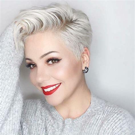 short blonde hairstyles  love  hair