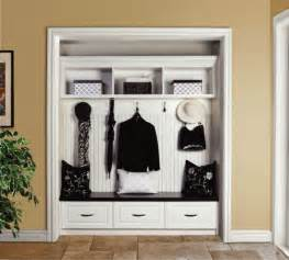entryway organization remove your closet doors jackie morra interiors apartment therapy
