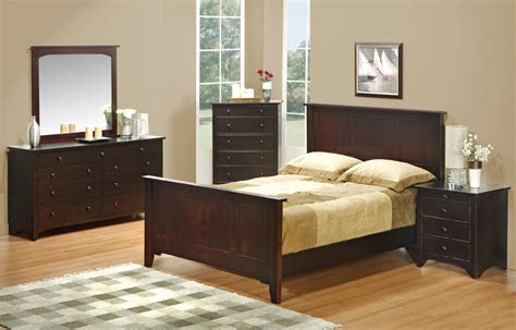 Handcrafted Wood Bedroom Furniture - shaker solid wood bedroom collection shaker handmade