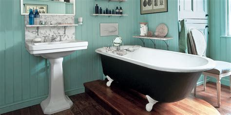 retro bathtubs editors picks our favorite blue bathrooms this old house