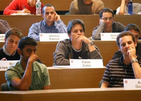Umass Mba Classes by How The World S Top Business Schools Teach Their Mbas