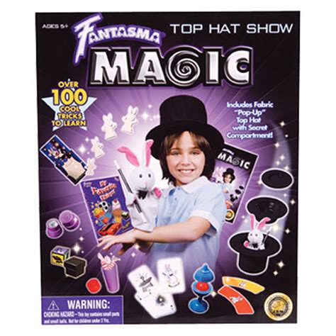 magic at culver books abracadabra show top hat kremer s and hobby