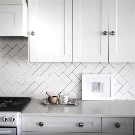 Kitchen Wall Tile Ideas Pictures by Metro Smooth Flat Brick Gloss White 10x20 Cm Wall Tile