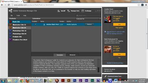 tutorial flash html5 adobe flash cs6 tutorial exporting html5 files youtube