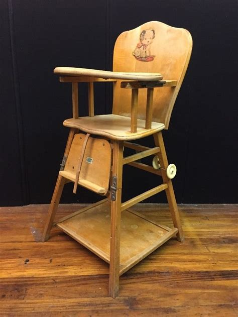 23 best 1950s high chair for dolls images on pinterest high chairs antique and kid chair