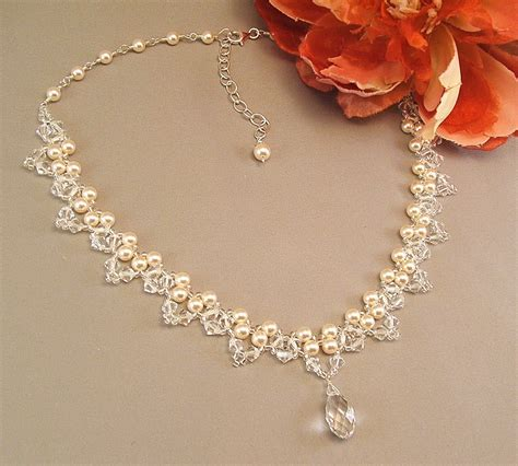 Hochzeit Collier by Bridal Necklace Colorful Jewelry And Fashion Accessories