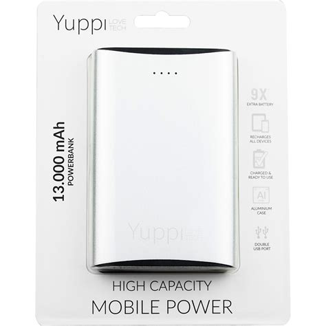 Powerbank Robot Rt310 Power Bank Robot 13000mah New Arrival phone adapters 13000mah power bank silver 155118 yuppi tech quickmobile quickmobile