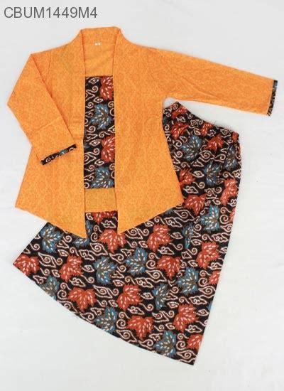 Batik Panjang Setelan setelan kebaya anak panjang motif mego kebaya anak murah