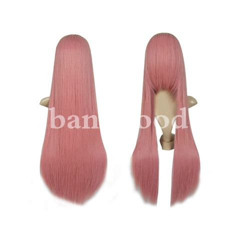 L48 Light Pink Import Smoke Pink Wigs Import High Temperature Heat Wire High