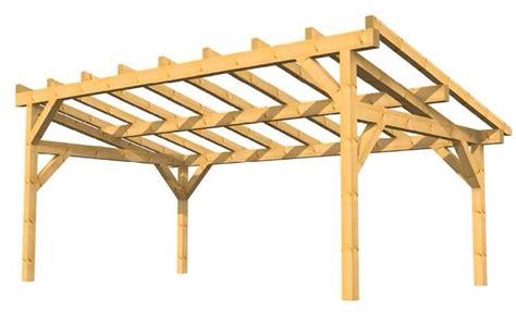 Calcul Charpente Bois Gratuit 4195 by Construire Charpente Pour Appenti 1 Pente Calcul Charpente