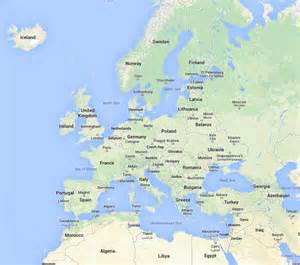 Google Maps Europe by Pics Photos Google Maps Europe And Asia