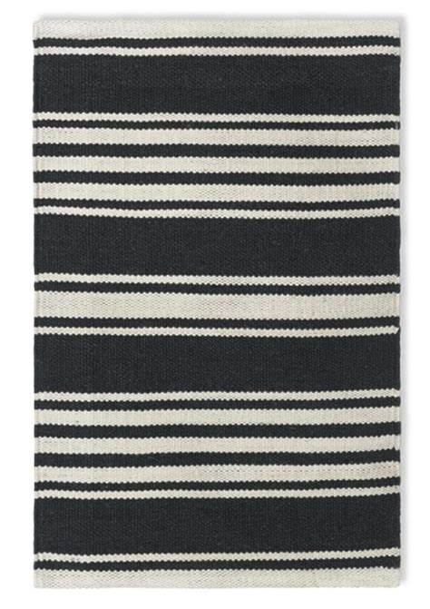 Black And White Kitchen Rug Black And White Striped Kitchen Rug Rugs Ideas