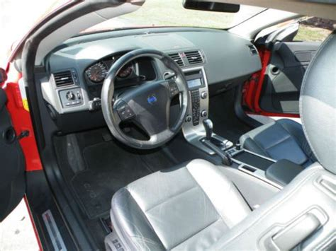 find    series turbo  cylinder volvo hard top convertible garage  leather