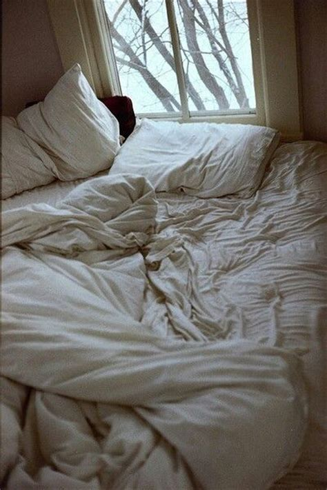 messy bed messy bed rumpled still skin pinterest