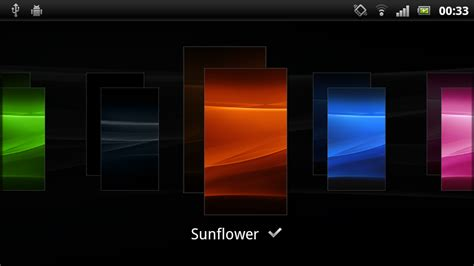 Themes For Android Sony Ericsson | sony ericsson xperia ray review android central