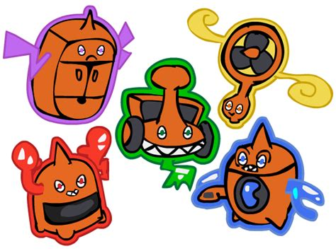 best rotom form appliance shopping which rotom forme is right for my team