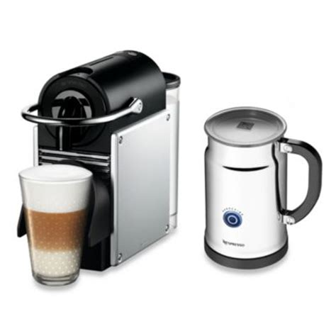 milk frother bed bath and beyond buy nespresso machines from bed bath beyond