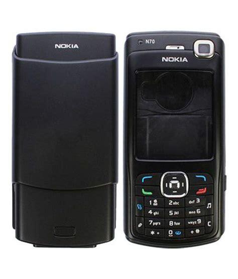 Nokia N70 Bahan 1 housing for nokia n70 black buy housing for