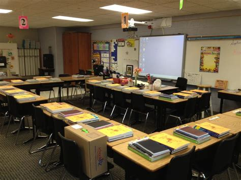 32 best images about classroom desk set up on