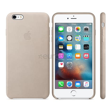 A Iphone 6s by Iphone 6s Plus Leather Apple Mkxe2zm A