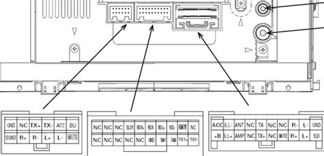 toyota p3914 unit pinout diagram pinoutguide
