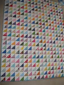 half square triangle quilt complete squares and triangles