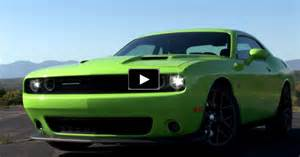 2015 Dodge Challenger Review 2015 Dodge Challenger R T Pack Review Cars