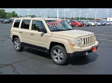 2017 Jeep Patriot High Altitude 4x4 For Sale Dayton Troy