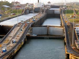 Jill a asks why does the panama canal have locks isn t the ocean