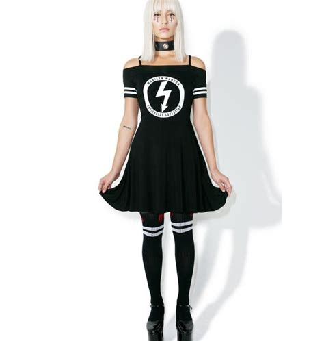 Gloom Dress killstar gloom bardot dress dolls kill